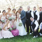 Real SoMd Wedding: Love in the English Garden