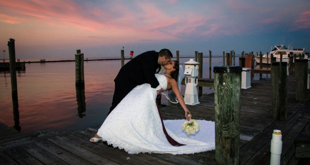 Real SoMd Wedding: Love on the Chesapeake Bay