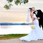 Real SoMd Wedding: Timeless Elegance on the Water