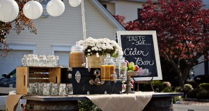 Real SoMd Wedding Inspiration Board: Shabby Chic