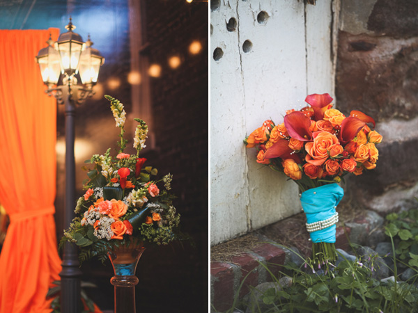 More from this wedding: An Aqua and Tangerine Celebration in Annapolis