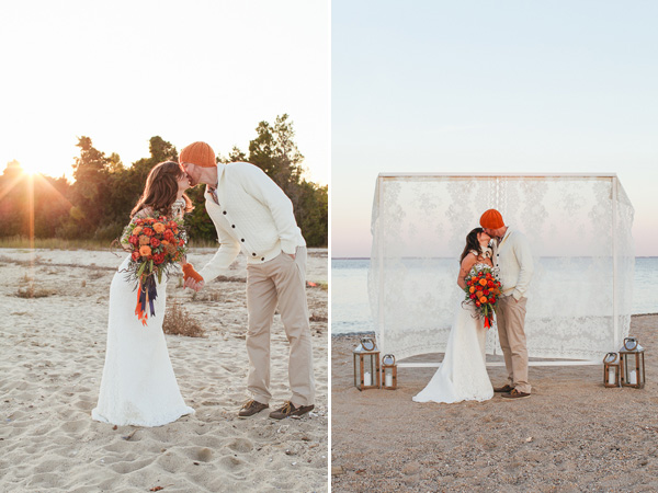More from this wedding shoot: A Relaxed Coastal Styled Wedding Shoot
