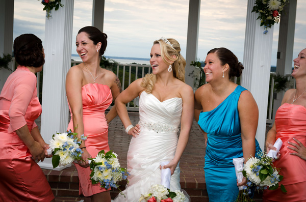 Real SoMd Wedding: Bling and Shine