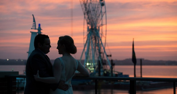 Real SoMd Wedding: A Sunset Ceremony at National Harbor