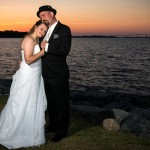 Real SoMd Wedding: Roaring 20s Vintage Wedding on the Water
