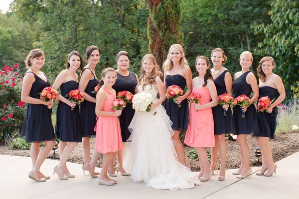 Real SoMd Wedding: Lots of Laughs – And a Surprise Guest!
