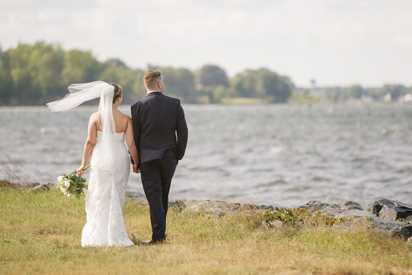 Real SoMd Wedding Celebrating A Match Made In Maryland